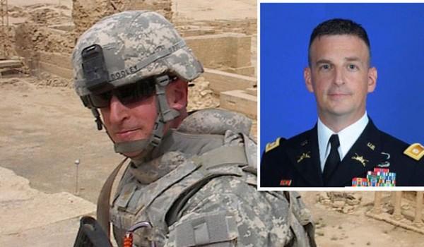 Lt. Col. Matthew Dooley