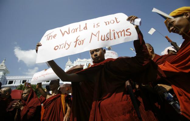 Image result for 2013 myanmar anti-muslim riots