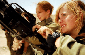 SALUTE TO WOMEN OF THE IDF 2