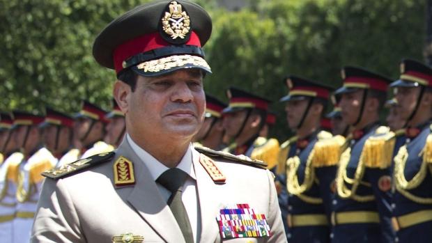 General Abdel Fattah al-Sisi