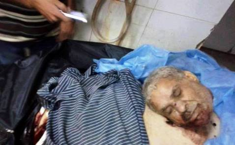 Beheaded in Sinai for being Christian: remains of Magdy Lam'i Habib