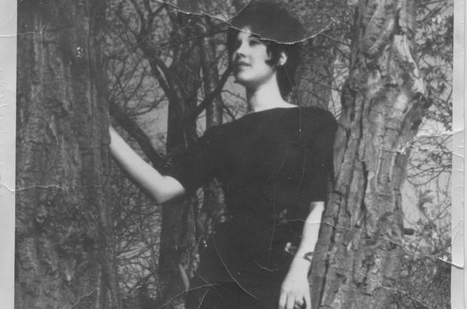 Phyllis Chesler en 1959