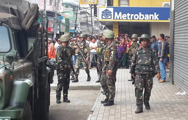 Philippines Clash