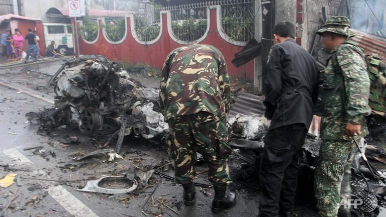 Muslim terrorist attack