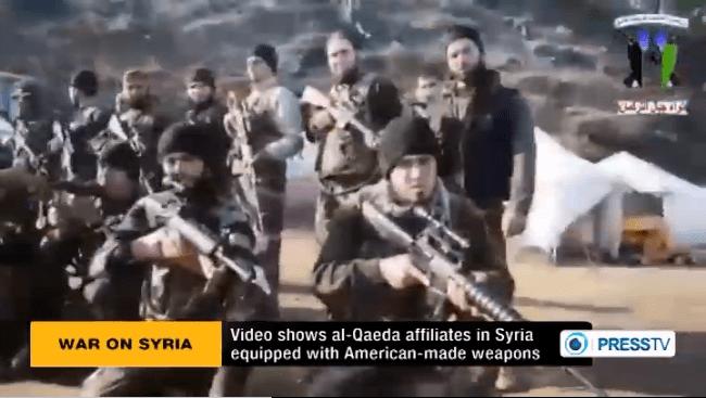 sirio-rebeldes-armas de fuego