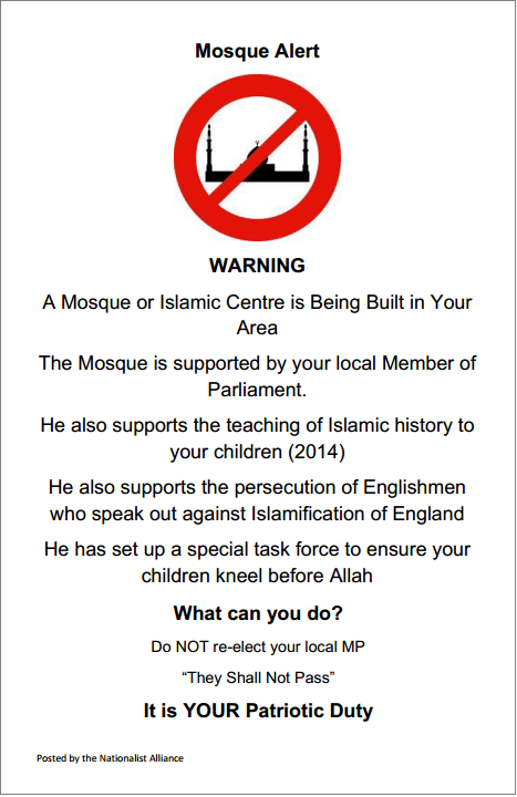 Mosque-Alert-leaflet