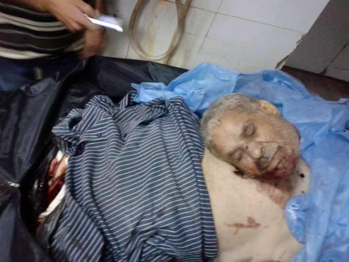 Muslim-Brotherhood-slaughtering-Christians-in-Egypt
