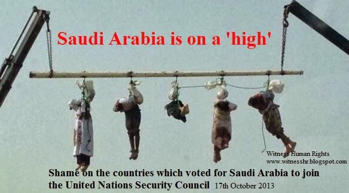 WHR-Apartheid Arabia Saudí decapita a cinco yemeníes y muestran sus cuerpos en público