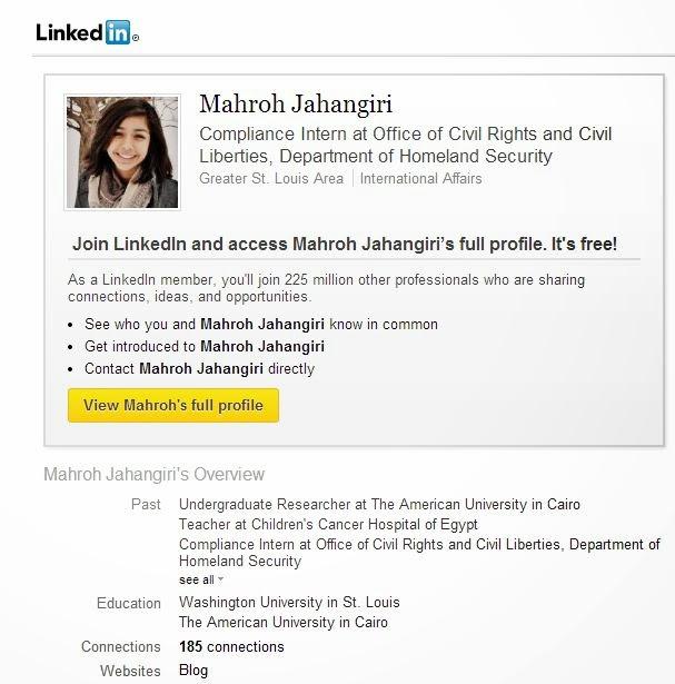 Mahroh Jahangari Capture