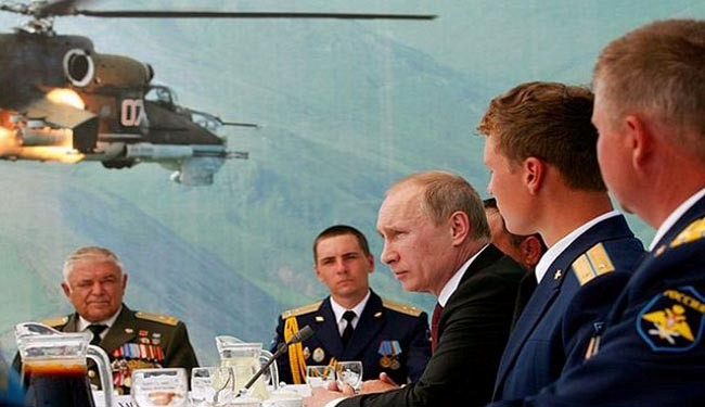 A Russian military intelligence delegation arrived in Cairo on Monday to discuss possible cooperation with the Egyptian army