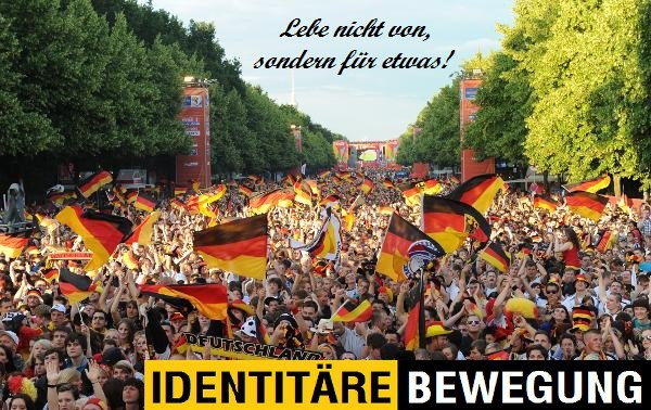 European Youth Movement against Isla,. 'Generation Identity,' now has a branch in Germany