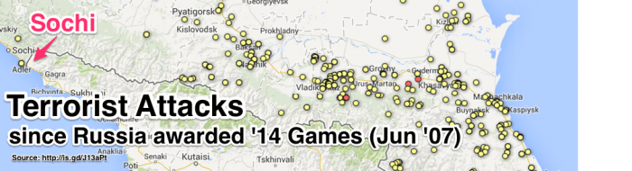 Map-of-all-terrorist-attacks-near-Sochi-since-Russia-awarded-Winter-Olympics-Jun-07-Imgur-e1389345146668