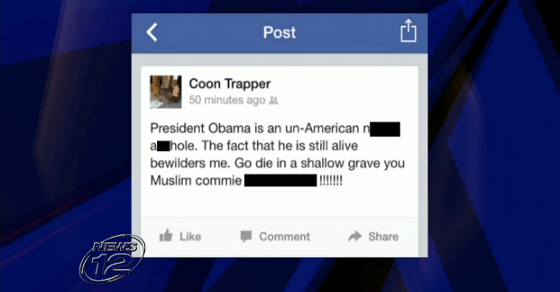 NY-cop-violent-racist-facebook-rant-against-Obama
