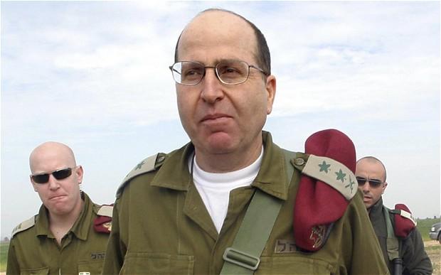 Moshe Ya'alon, Israeli Defense Minister