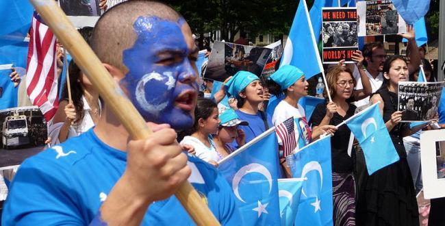 Uighur Muslims keep protesting, demanding their own Islamic state