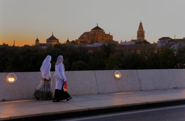 Muslim mosque domination