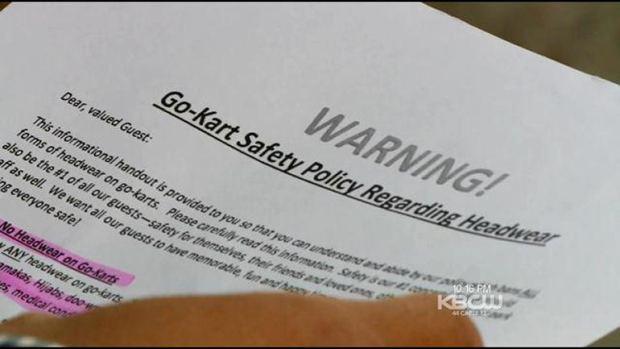 go-cart-warning-letter