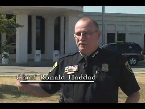 Dearborn's Arab Muslim Police Chief Ron Haddad