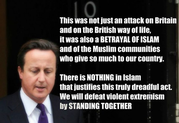 But PM David Cameron apparently disagrees