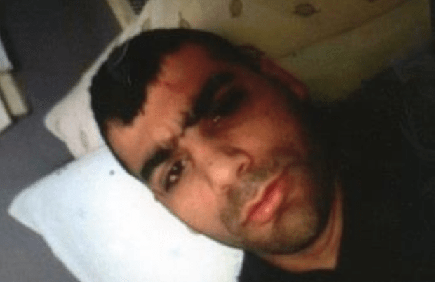 Alleged victim Ali Baydoun