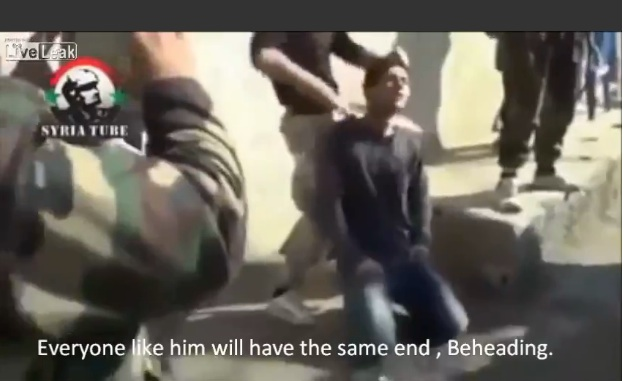 SYRIA: Christian who was forced to convert to Islam was beheaded when it was decided he wasn't Muslim enough