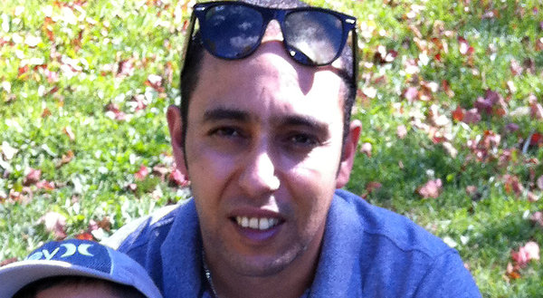 Ali Moufid, 36, one of two men who drowned in Lake Michigan