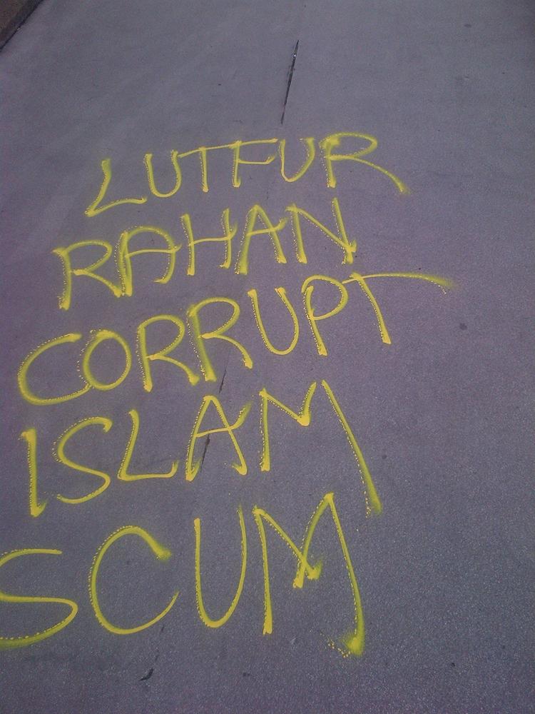 Lutfur Rahan is the corrupt Muslim mayor of Tower Hamlets Muslim ghetto in East London