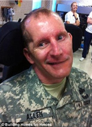 SGT MARK ALLEN BECAUSE OF BOWE BERGDAHL NOW