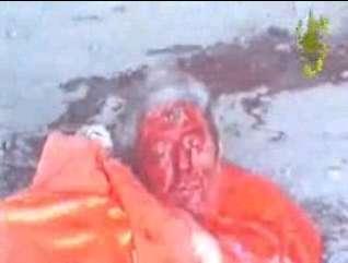 Ken Bigley after beheading