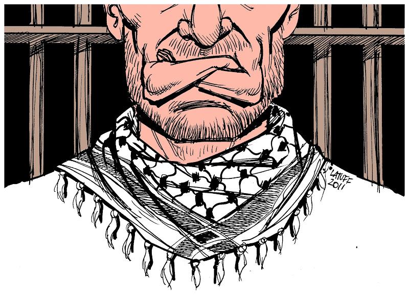 carlos_latuff_hunger_strike_for_palestine