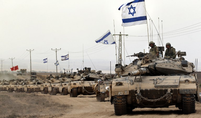 TOPSHOTS-ISRAEL-PALESTINIAN-CONFLICT-GAZA