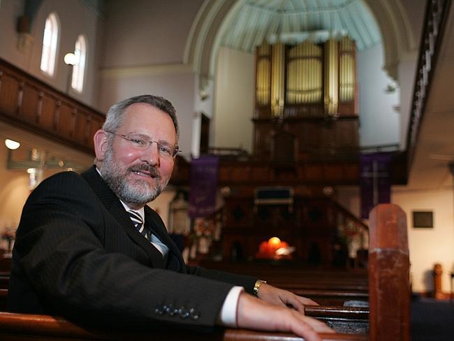 Parramatta Mission chief executive Keith Hamilton