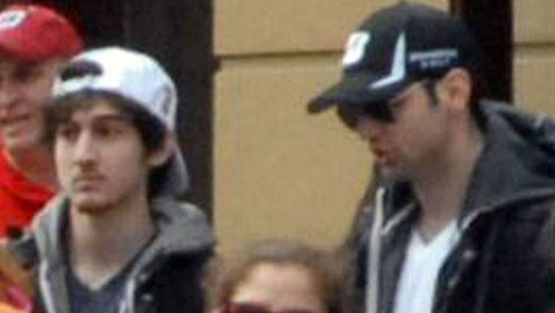 Dzhokhar and Tamerlan bomber brothers