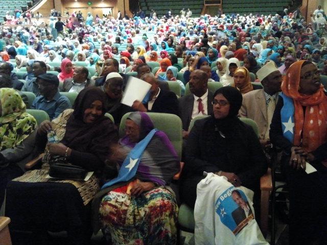 Somali Muslim hordes in Minneapolis