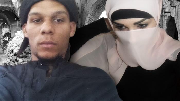 En enero de 2014, una pareja australiana joven fue baleado en Alepo por las fuerzas sirias rebeldes rivales.  Amira Karroum y su marido Tyler Casey eran devotos musulmanes que viajaron a Siria para unirse a la jihad global.