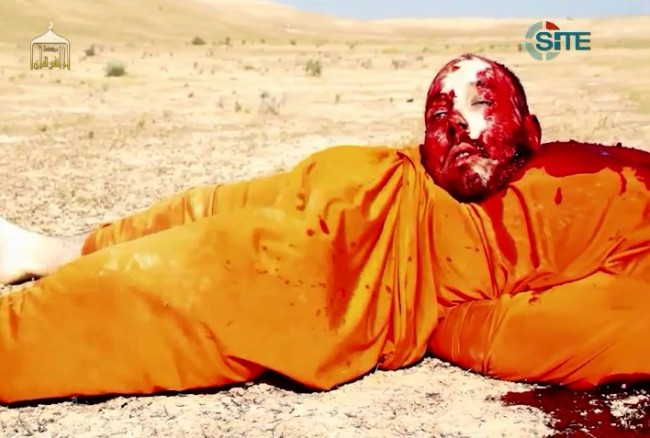 American journalist Steven Sotloff beheaded by Muslims