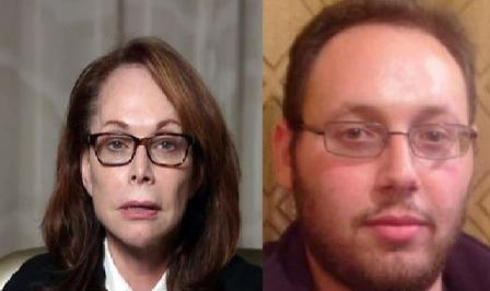 Shirley Sotloff (left), mother of Steven Sotloff (right)