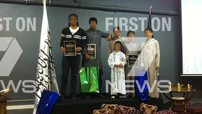 Video reveals shocking radicalisation of Australian Muslim children
