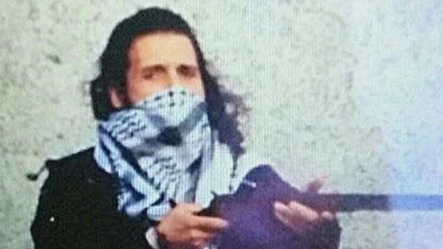 Muslim jihadist who attacked Parliament