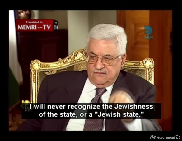PA leader Mahmoud Abbas