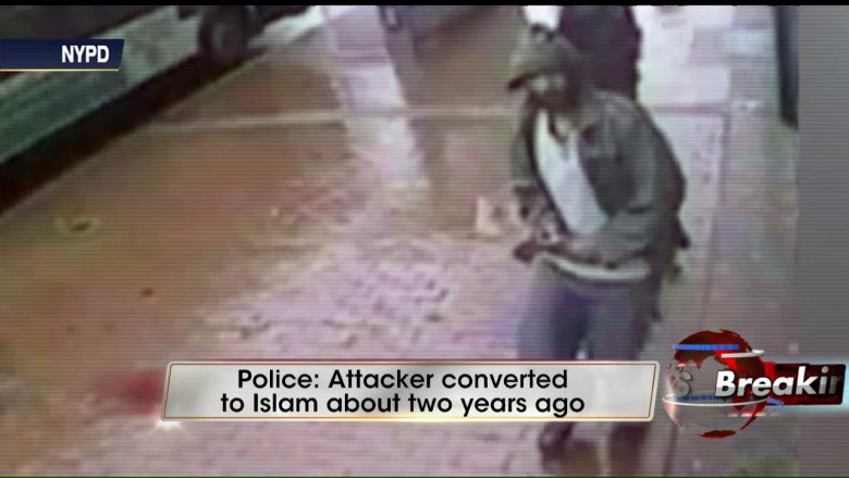 Zale Thompson, Muslim convert who attacked NYPD with hatchet