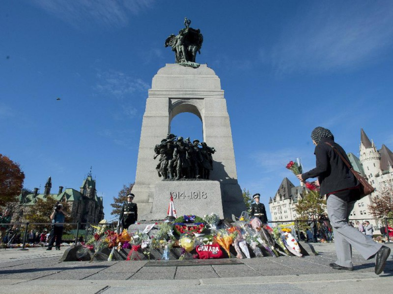 Ottawa Shootings 20141024