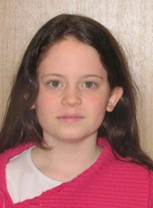Ayala Shapira, 11-year-old victim of Muslim terror attack