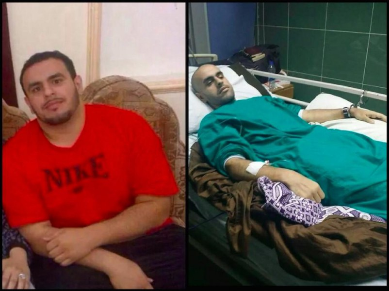 Mohamed Soltan, on hunger strike for 250+ days, has court session 2moro. He cannot stand and bleeds from mouth & nose