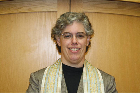 Lesbian Rabbi Robin
