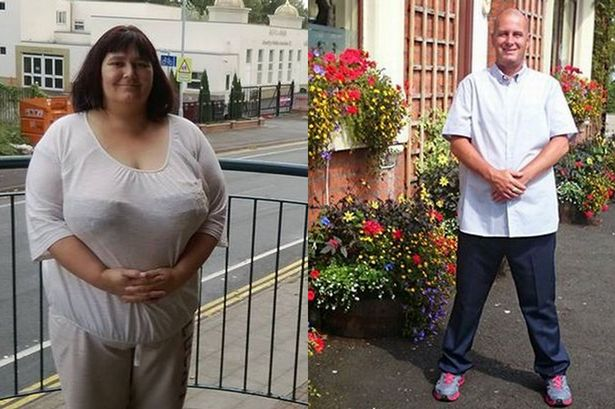 Victims Paula Jolly and Michael Ward