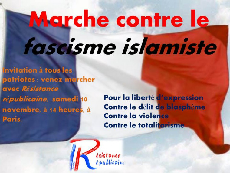 March against Islam