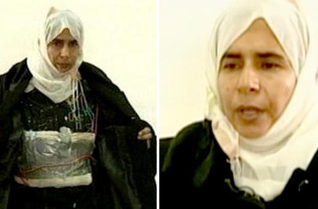 Sajida Mubarak Atrous al-Rishawi was jailed in 2005 after a failed suicide bombing attempt in Amman.