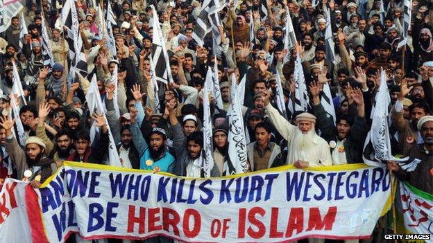 Kurt Westergaard is the Danish cartoonist who drew the Mohammed exploding head bomb cartoon