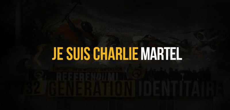 I'll take this JE SUIS CHARLIE